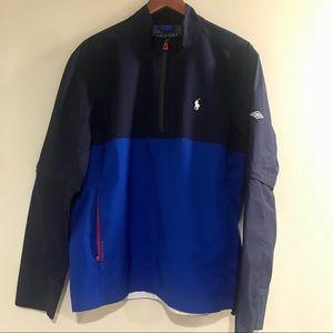 Ralph Lauren Men Golf Half Zip Jacket